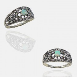 GALANTE RING STERLING SILVER