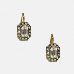 DORMEUSES EARRINGS STERLING SILVER