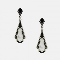ANITA EARRINGS STERLING SILVER