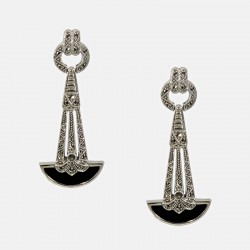 GRETA EARRINGS STERLING SILVER
