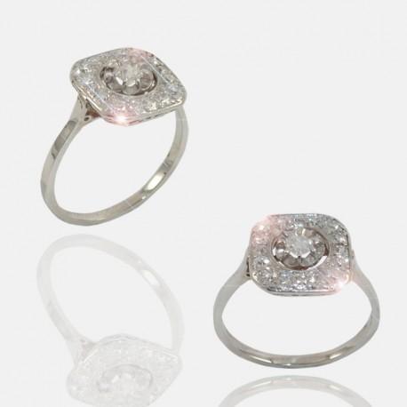 second deco rings deco diamonds ring