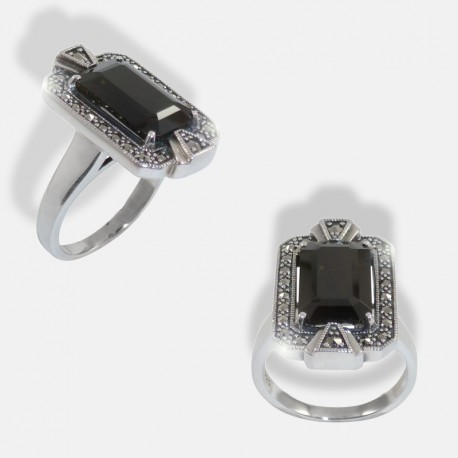 BAGUE EVENTAIL
