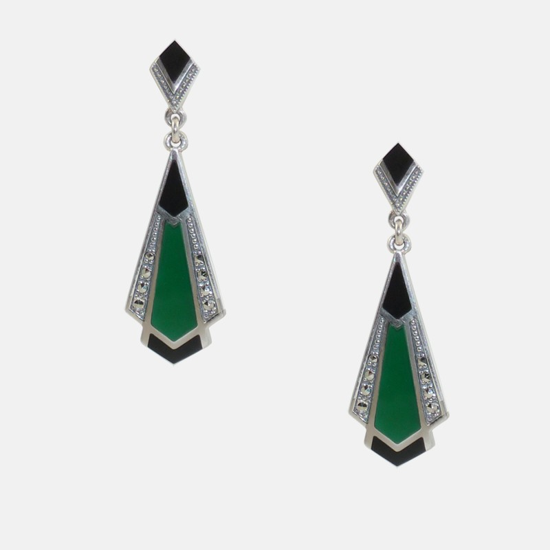 ANITA EARRINGS ARGENT 925/000